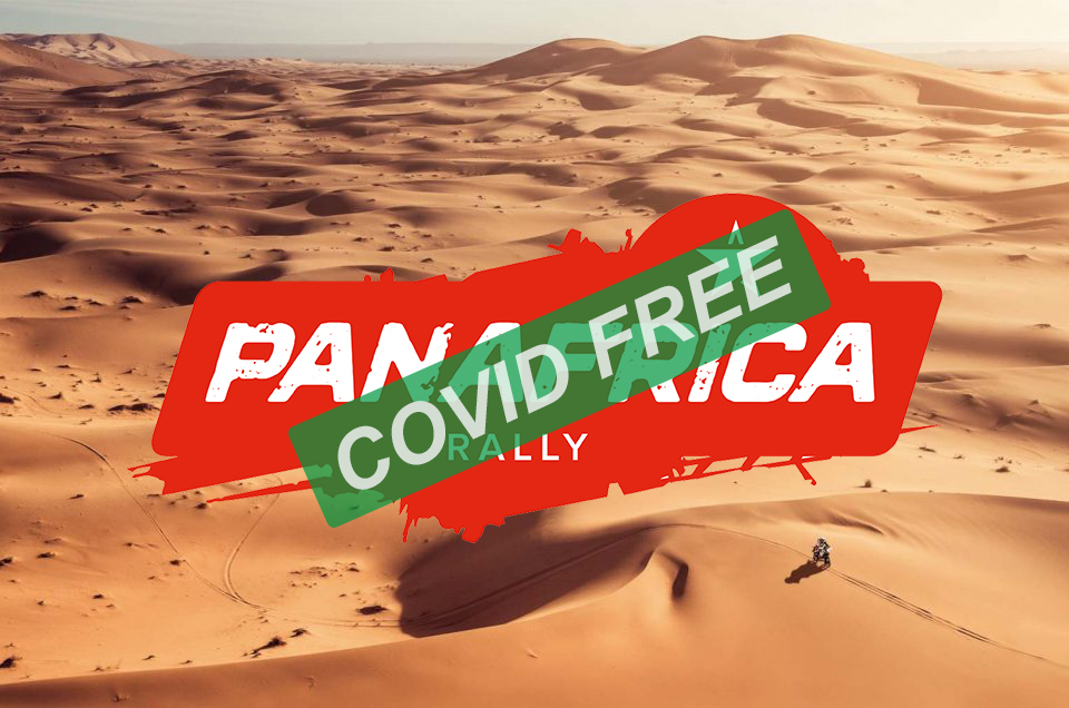 Morocco post-covid 'rallying' situation: Panafrica Rally is ready to be held in the official dates: 26th September – 3rd October 2020.